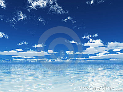 Blue Sky, Clear Seas