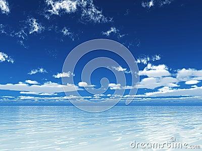 Blue Sky, Clear Seas