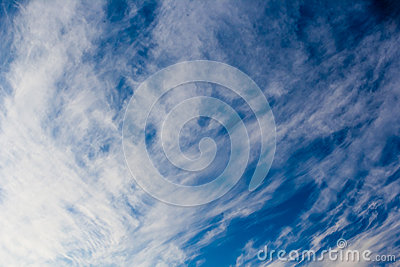 Blue Sky With Clouds During Daylight Free Public Domain Cc0 Image