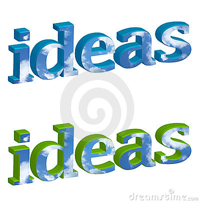 Blue sky ideas