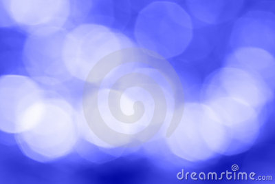 Blue sky sparkle