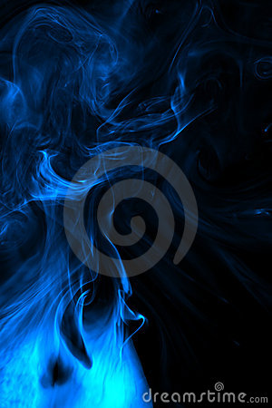 Free Blue Smoke Stock Images - 4630454