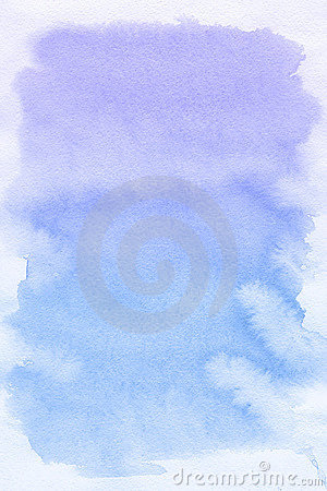Free Blue Spot, Watercolor Abstract Background Stock Photo - 16750580
