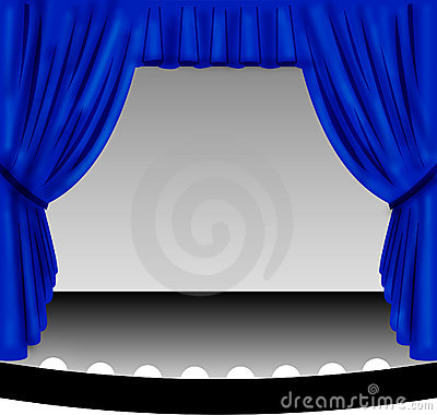 Curtains Ideas blue stage curtains : Stage Curtain Stock Photos, Images, & Pictures - 11,821 Images