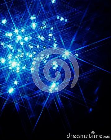 Blue Star Light
