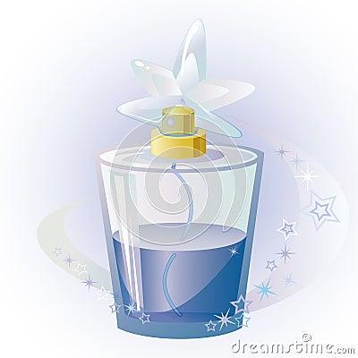 Blue star perfume