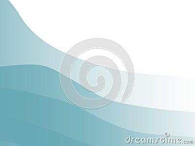 Blue stipe pattern