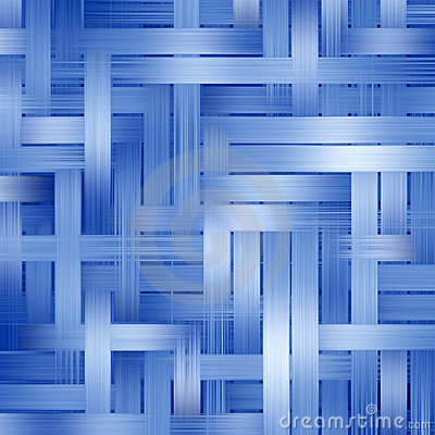 Blue streaks abstract background.