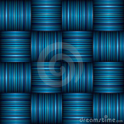 Free Blue Stripe Weave Stock Images - 10155474