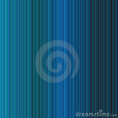Blue stripes with gradient