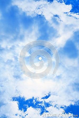 Blue Sun Sky