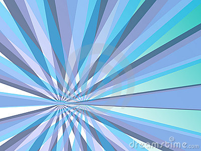 Blue Sunflare Abstract Texture Colors Background