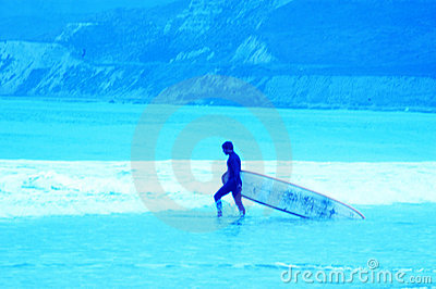 Blue Surfers 10