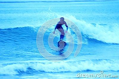 Blue Surfers 7