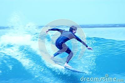 Blue Surfers 9