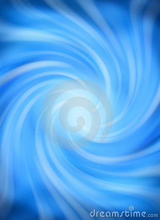 Free Blue Swirl Spiral Background Royalty Free Stock Image - 8714096
