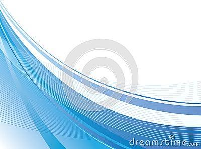 Blue Swoosh Stock Photos - Image: 14800953