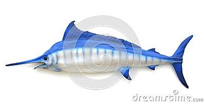 Blue Swordfish