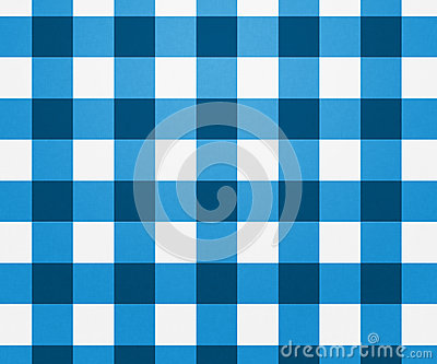 Blue Tablecloth Texture