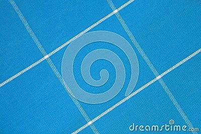 Blue Textile Pattern