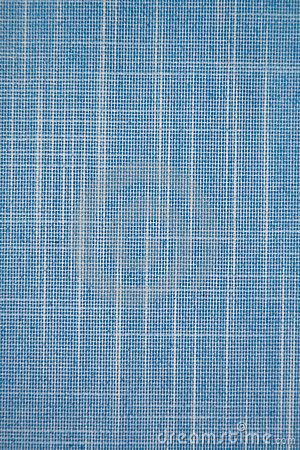 Blue textile textured background