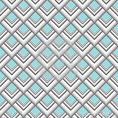 Blue texture. Vector seamless background
