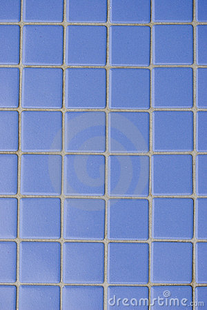 Free Blue Tile Royalty Free Stock Photo - 5749385