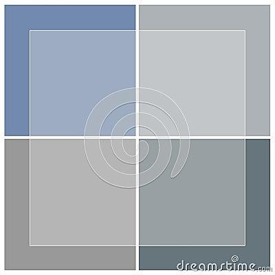 Blue Tiles Texture Pattern