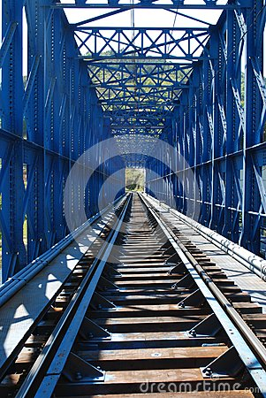 Blue Train Bridge