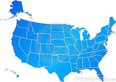 Blue United States