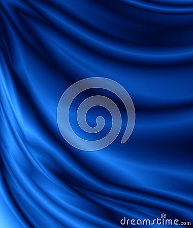 Free Blue Velvet Stock Photo - 13617170