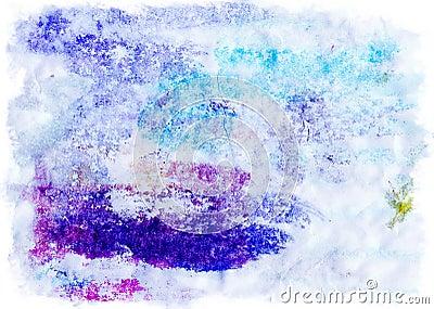Blue-violet background