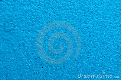 Blue wall texture