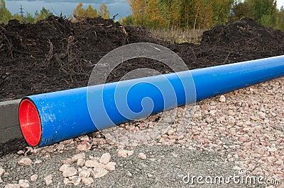 Blue water pipeline