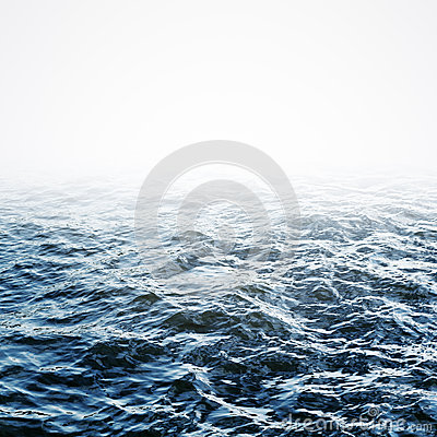 Free Blue Water Ripple Background Stock Image - 51290731