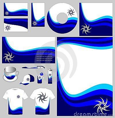 Blue wave brand pack