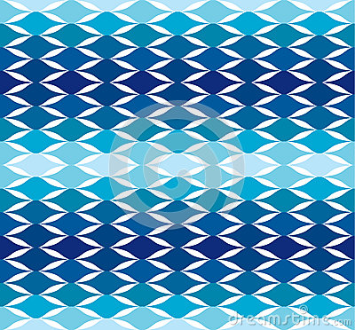 cool blue water patterns