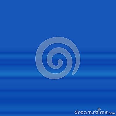 Blue wavy curves