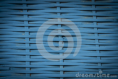 Blue weave Background