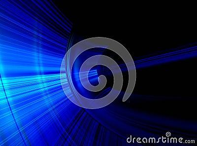 Blue web background