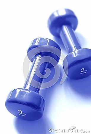 Blue weights