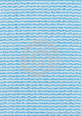 Blue and White Cloth Background