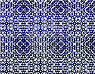 Blue White Geometric Background wallpaper