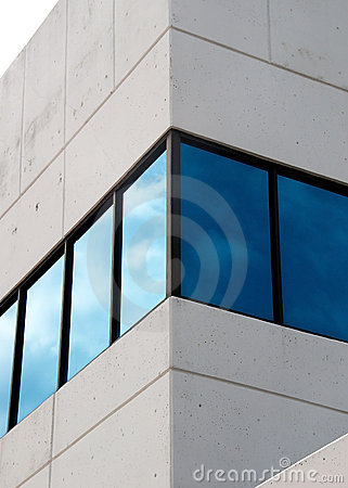 Free Blue Windows Stock Photos - 18189473