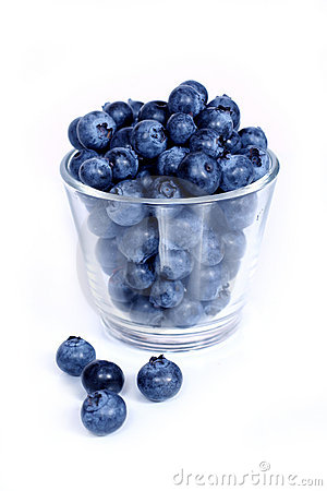 Free Blueberries Stock Images - 1056974