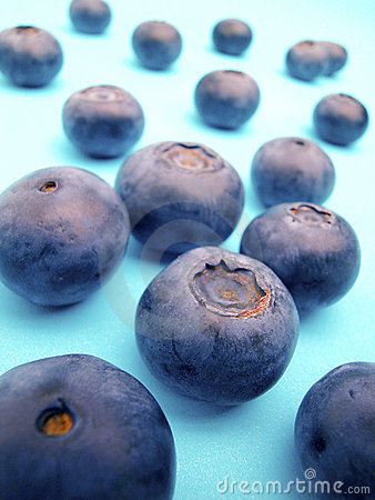 Blueberries Stock Photos - Image: 3774913