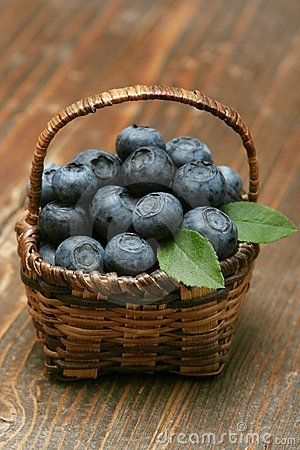 Free Blueberries Stock Images - 5758324