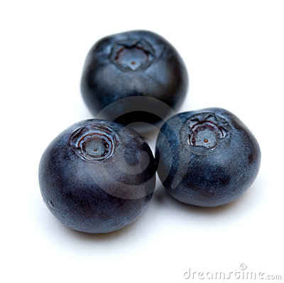 Free Blueberries Royalty Free Stock Photography - 8089587