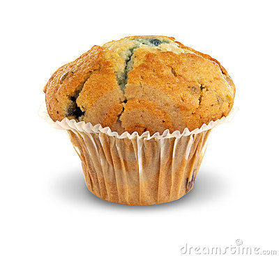 Free Blueberry Muffin Stock Photo - 15828440