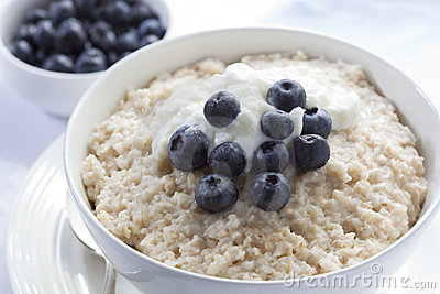 Blueberry Porridge